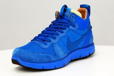 Nike Lunar Solstice Mid SP White Label – Blue Edition