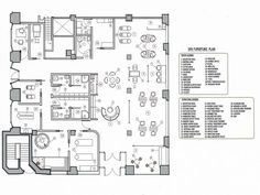 Beauty Salon Floor Plan Design Layout 1700 Square Foot Future