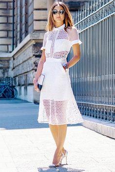 Confira looks para réveillon com muito estilo. Tire proveito das tendências para criar um visual marcante e fashion.