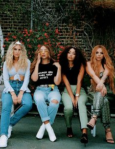 Little Mix and Nicki Minaj Woman Like Me: Outfit Must haves Little Mix Girls, Little Mix Jesy, Little Mix Outfits, Little Mix Style, Little Mix Fashion, Jade Little Mix, Little Mix Perrie Edwards, Jesy Nelson, Dvb Dresden
