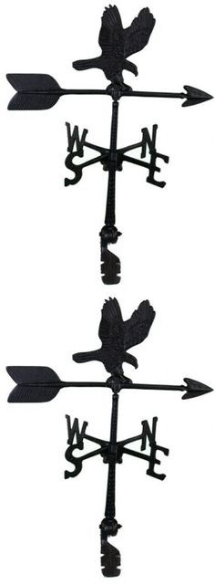 Weathervanes 20512: 24-Inch Weathervane With Eagle Ornament In Patio, Lawn Garden Outdoor Décor -> BUY IT NOW ONLY: $36.78 on eBay!