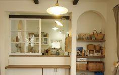 ジャストの家[公式] カフェスタイルなキッチンのある家