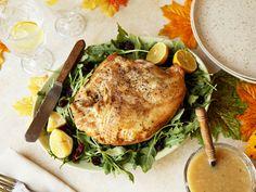 Easy Crock Pot Turkey Breast With Fail Proof Gravy Recipe - Genius Kitchen Slow Cooker Turkey, Cooking Turkey, Crock Pot Cooking, Turkey Crockpot, Slow Cooker Recipes, Crockpot Recipes, Cooking Recipes, Hot Turkey Sandwiches, Roast Turkey Breast