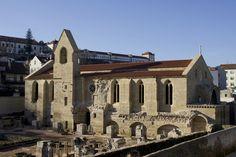 Mosteiro de Santa Clara-a-Velha com recorde de visitantes