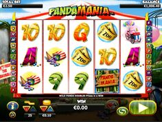 Pandamania - http://freeslots77.com/pandamania/ - Want to play an animal-themed online slot game featuring some symbols of cute pandas? Start playing free Pandamania online slot game and enjoy a trip to the zoo. Developed by NYX, the five-reel and twenty-