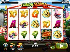 Ausprobieren kostenlos online Automat Pandamania - http://freeslots77.com/de/pandamania/
