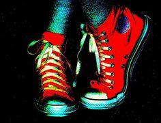 Converse ChuckTaylors All Stars at Shoedipity.com!