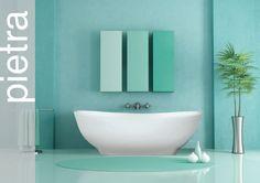 ideas for bathroom colors turquoise tile Green Modern Bathrooms, Vintage Bathrooms, Small Bathrooms, Bathtub Repair, Bathtub Refinishing, Bad Styling, Photo Deco, Bathroom Design Luxury, Bathroom Colors