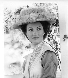 "Jane Seymour  ""Somewhere in Time"""