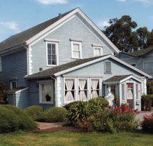 Half Moon Bay Bed and Breakfasts - The Zaballa House - Bed and Breakfasts in Half Moon Bay, CA