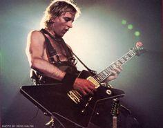 phil collen def leppard guitar - Ibanez Destroyer