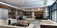ceo office design - Google Search