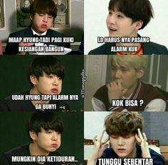 Memes Funny Faces, Cute Memes, Foto Meme, Bts Korea, Me Too Meme, Jokes Quotes, Foto Bts, Juki, Humor