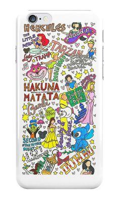 Disney iPhone Cases - POPSUGAR Tech - (Pinterest: Jessica Rose)