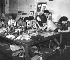 Stanley William Hayter & Atelier 17, 1940-1949
