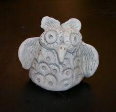 pinch pot owl,not 1st