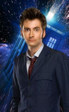 Tenth Doctor David Tennant #DoctorWho