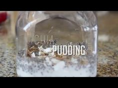 Creamy Overnight Chia Pudding - Danette May