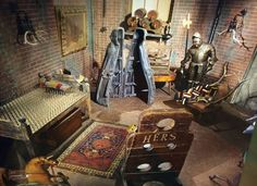 Original Addams Family Set