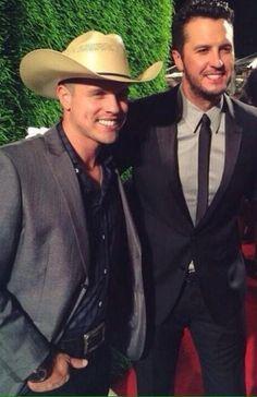 Dustin Lynch and Luke Bryan!?!