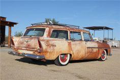 1955 Plymouth Ratrod