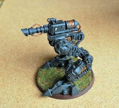 Warhammer Death Ray Walker - I love these kinds of coversions