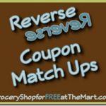 2/2 Reverse Coupon Matchups!