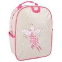 Apple and Mint Pink Fairy Little Kid Backpack (30cm) #mamadoo #backtoschool