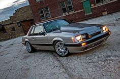 1986 Ford Mustang GT - Control the Beast