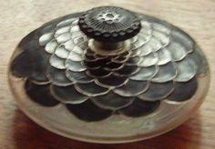 *1919 R. Lalique Perfume Bottle ~Auteuil 8cm