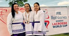 Lacrosse: The Haudenosaunee Nationals are making history at the 2017 lacrosse Women's Wo...