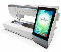 Janome Sewing Machine Available at Sewing World