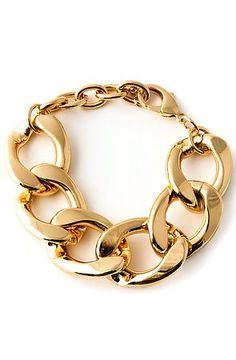 Chain bracelet buy it today free shipping at www.juzhazefashion.com