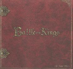 Battle of the Kings Lookbook