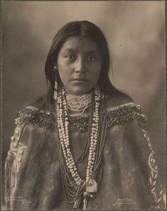Ragazze Native Americane 15