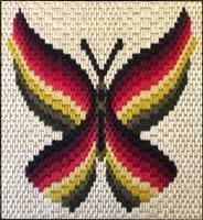 Supreme Best Stitches In Embroidery Ideas. Spectacular Best Stitches In Embroidery Ideas. Motifs Bargello, Broderie Bargello, Bargello Quilt Patterns, Bargello Needlepoint, Bargello Quilts, Needlepoint Stitches, Swedish Embroidery, Hardanger Embroidery, Hand Embroidery Stitches