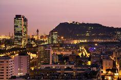 Piso en Alquiler en Barcelona de lujo y con bonitas vistas