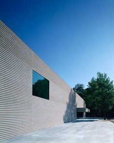 Museum National Monument Camp Vught, Vught (The Netherlands), by Claus en Kaan Architecten