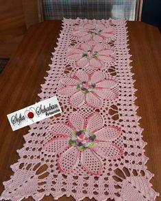 Crochet Baby Blanket / Baby Pink and White Blanket /Open Weave Lace / Shower Gift / Newborn Prop Crochet Quilt, Crochet Home, Filet Crochet, Baby Blanket Crochet, Easy Crochet, Crochet Baby, Crochet Table Runner, Crochet Tablecloth, Crochet Doilies