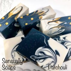 One of my favourites gets a new look. Patchouli, with a hint of peppermint. Your morning shower with this one will have you feeling so alive. #sensuallysoaps #soap #artisansoap #handmadesoap #coldprocesssoap #madeinsydney #madeinaustralia #patchouli #wholesalesoap #alive #essentialoilsoap