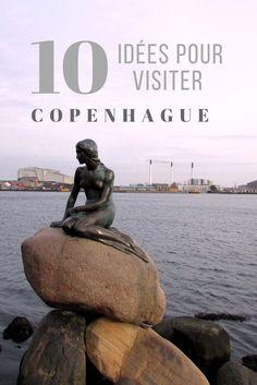 Le Danemark est paraît-il le pays où les habitants sont les plus heureux et je suis allée chercher ma dose de bonheur ;-).