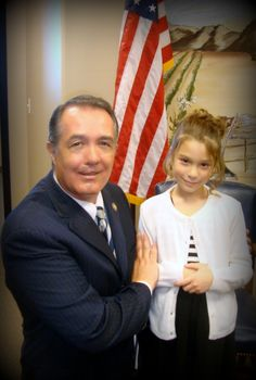 November 2011 Promise Meeting with Congressman Trent Franks - AZ.