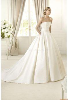 Vestidos de noiva Pronovias Dalamo 2013