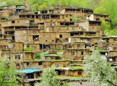 Spring At Kurdish Village - null