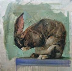 "Saatchi Art Artist: Benjamin Björklund; Oil 2014 Painting ""SUS"""