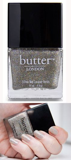 love sparkly polish like this butter LONDON Fairy Cake available at Macy's #nailpolish #sparkles #macys http://www.macys.com/campaign/social?campaign_id=200&channel_id=1&bundle_entryPath=/beauty&cm_mmc=BRIDAL-_-CARAT-_-N-_-WCPinterestMarch