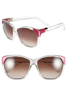 2ca80cbd243 Chloé 60mm Retro Sunglasses