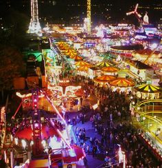 It's the annual event that you can't help but love (even if you pretend you hate it). The 2014 instalment of Hull Fair runs from Friday 10 - Saturday 18 October. Hull England, England Uk, Hull Fair, Great Places, Places To Go, Fair Rides, Kingston Upon Hull, Hull City, Amusement Park Rides