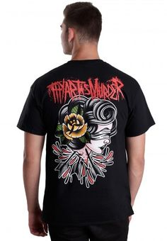 Thy Art Is Murder - Arrow Girl - T-Shirt - Official Deathcore Merchandise Online Shop - Impericon.com UK