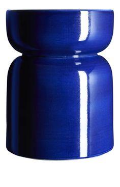 tabouret ceramique qui peut servir aussi de gueridon